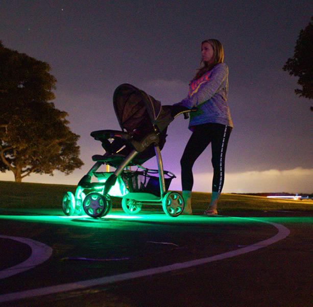 stroller lights