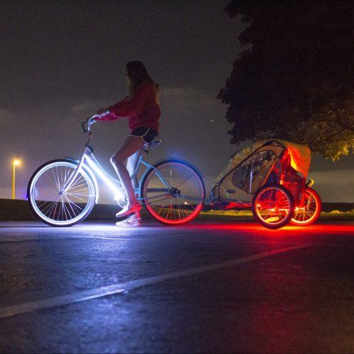 bike lights by third kind