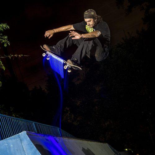 skateboard lights