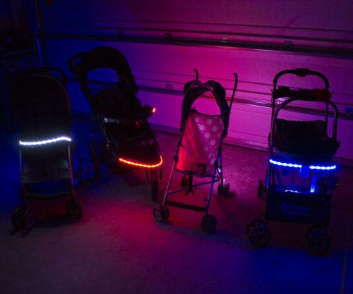 187 Stroller Lights